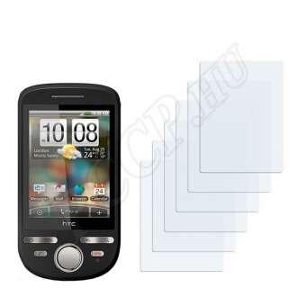 HTC Tattoo kijelzővédő fólia