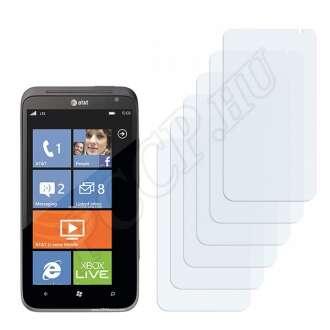 HTC Titan 2 kijelzővédő fólia