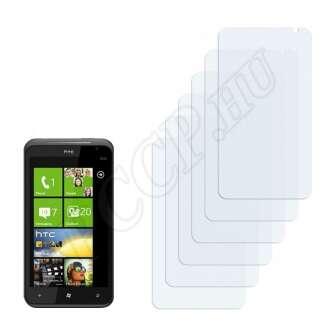 HTC Titan Eternity kijelzővédő fólia