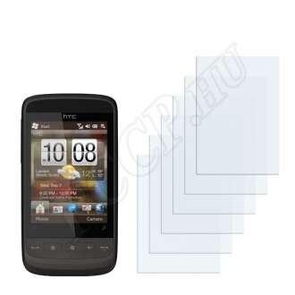 HTC Touch 2 kijelzővédő fólia