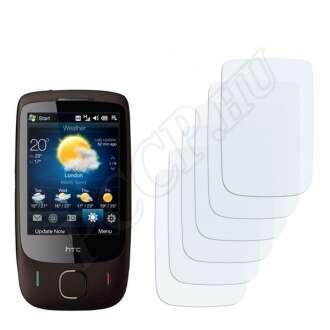 HTC Touch 3G kijelzővédő fólia