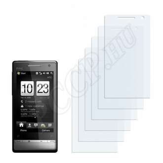 HTC Touch Diamond 2 kijelzővédő fólia