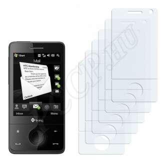 HTC Touch Pro Display + Touchpad kijelzővédő fólia