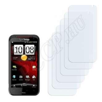 HTC Vigor kijelzővédő fólia