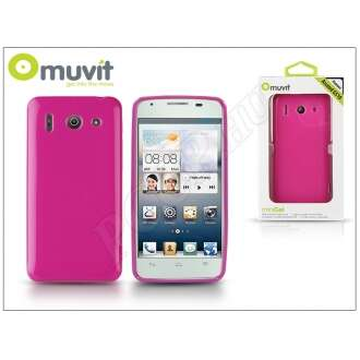Huawei Ascend G510 pink hátlap