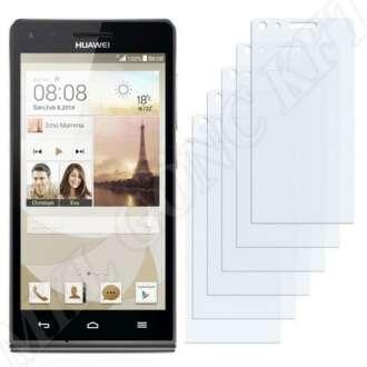 Huawei Ascend G6 kijelzővédő fólia