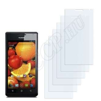 Huawei Ascend P1 S kijelzővédő fólia