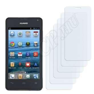 Huawei Ascend Y320 kijelzővédő fólia