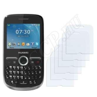 Huawei G6608 Dual Sim kijelzővédő fólia