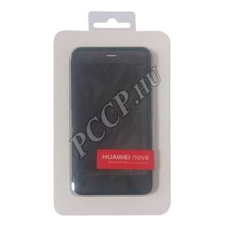 Huawei G9 (Nova) sötétszürke smart cover tok