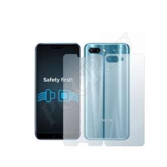 Huawei Honor 10 (elő- és hátlap) kijelzővédő fólia