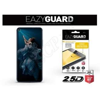 Huawei Honor 20 Pro fekete üveg kijelzővédő fólia