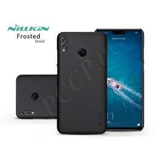 Huawei Honor 8X fekete hátlap