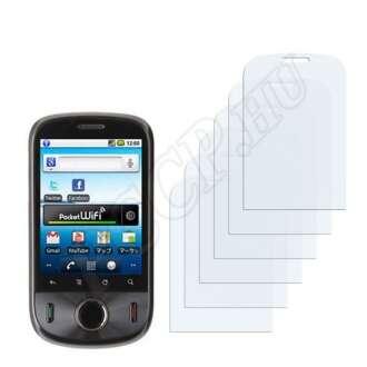 Huawei Ideos kijelzővédő fólia