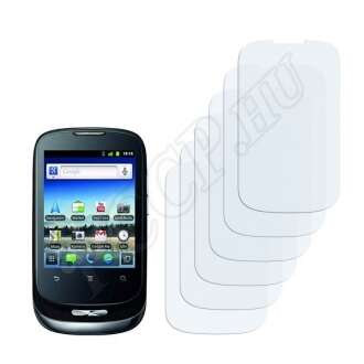 Huawei Ideos X1 kijelzővédő fólia