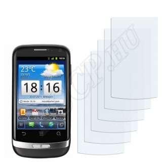 Huawei Ideos X3 S41HW kijelzővédő fólia