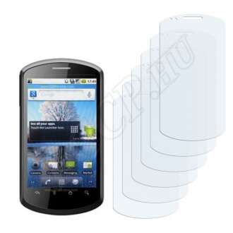 Huawei Ideos X5 kijelzővédő fólia