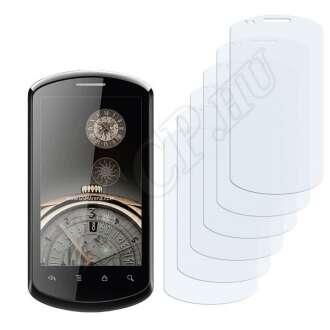 Huawei Ideos X5 Pro kijelzővédő fólia