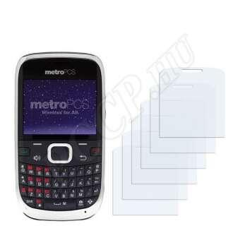 Huawei M636 Pinnacle 2 kijelzővédő fólia