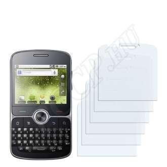 Huawei M650 kijelzővédő fólia