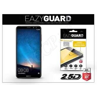 Huawei Mate 10 Lite fekete üveg kijelzővédő fólia