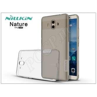 Huawei Mate 10 szürke szilikon hátlap