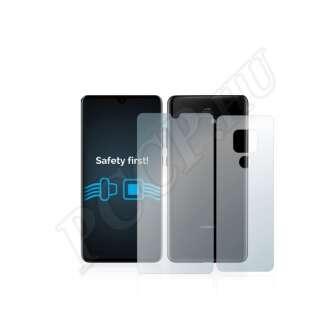 Huawei Mate 20 (elő- és hátlap) kijelzővédő fólia