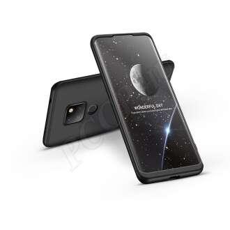 Huawei Mate 20 fekete három részből álló védőtok