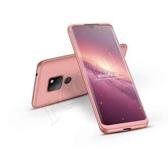 Huawei Mate 20 rosegold három részből álló védőtok
