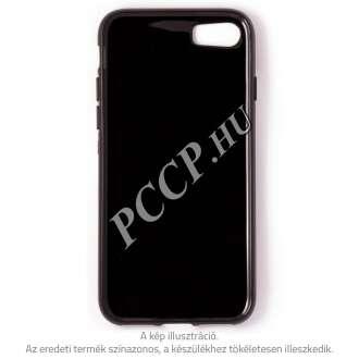 Huawei Mate 8 fekete szilikon hátlap