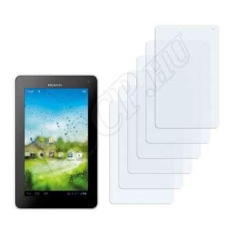 Huawei MediaPad 7 Lite kijelzővédő fólia