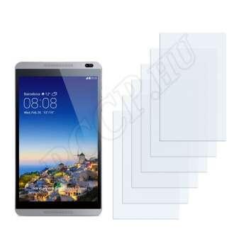 Huawei MediaPad M1 dtab d-01G kijelzővédő fólia