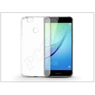 Huawei Nova átlátszó szilikon hátlap