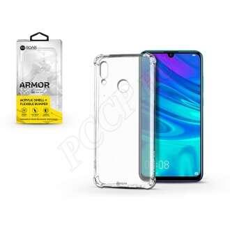 Huawei P Smart (2019) átlátszó szilikon hátlap