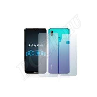 Huawei P smart 2019 (elő- és hátlap) kijelzővédő fólia