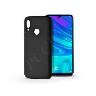 Huawei P Smart (2019) fekete szilikon hátlap