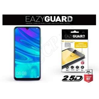 Huawei P Smart (2019) gyémántüveg kijelzővédő fólia fekete színben