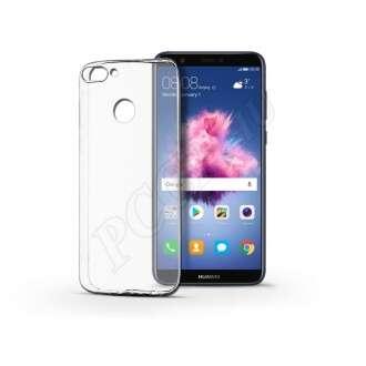 Huawei P Smart átlátszó szilikon hátlap