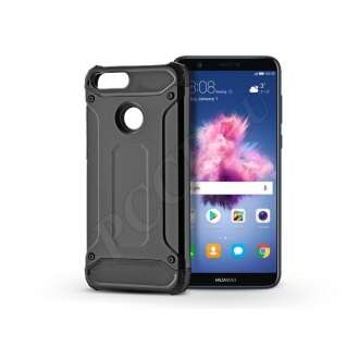 Huawei P Smart fekete ütésálló hátlap