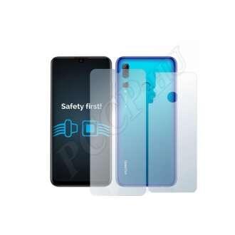 Huawei P smart+ Plus 2019 (elő- és hátlap) kijelzővédő fólia
