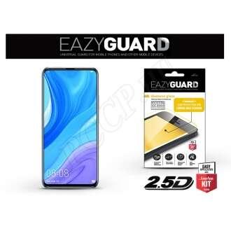 Huawei P Smart Pro (2019) fekete üveg kijelzővédő fólia