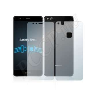 Huawei P10 Lite (elő- és hátlap) kijelzővédő fólia