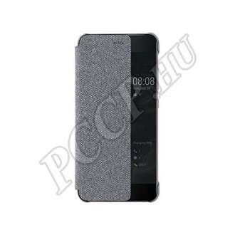 Huawei P10 Plus szürke gyári flip tok
