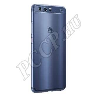 Huawei P10 Plus szürke gyári szilikon tok