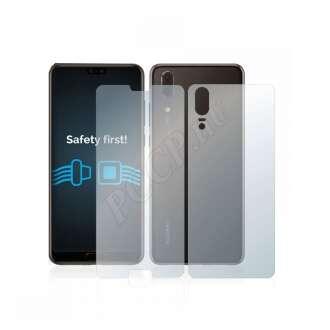Huawei P20 (elő- és hátlap) kijelzővédő fólia