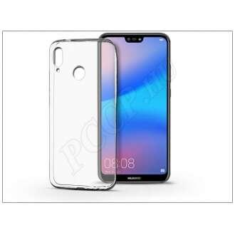 Huawei P20 Lite átlátszó szilikon hátlap