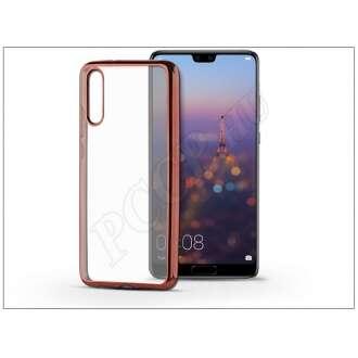 Huawei P20 rosegold szilikon hátlap