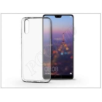 Huawei P20 átlátszó szilikon hátlap