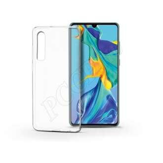 Huawei P30 átlátszó szilikon hátlap