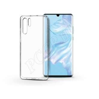 Huawei P30 Pro átlátszó szilikon hátlap